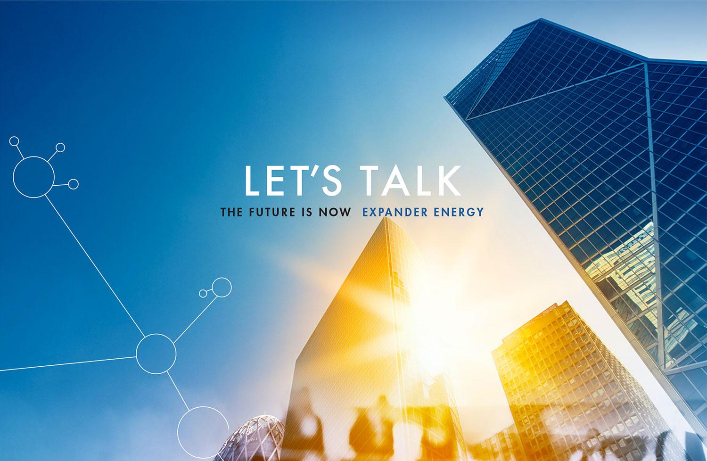 Expander Energy News