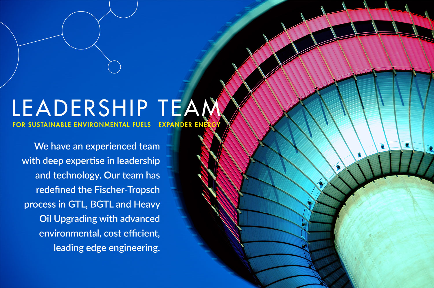 About Expander Energy Leadership